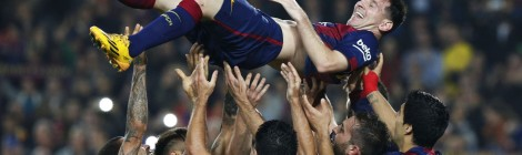 The Talent Footballer - Lionel Messi