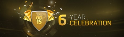 EA Hand Out Free Packs For Celebrating Sixth Birthday of FIFA 15 Ultimate Team