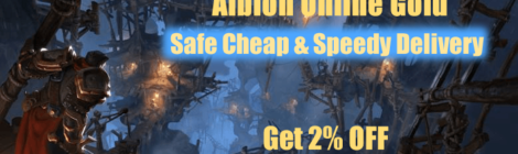 UpAlbion Has Plenty Of Cheap Albion Online Gold For Sale