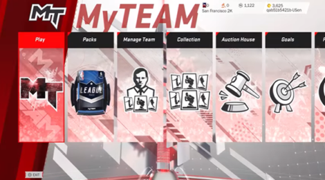 Interesting Updates In MyTeam Mode Of NBA 2K18