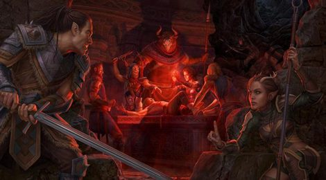 Addition Of Horns Of The Reach For The Elder Scrolls Online On PC