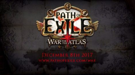 Path of Exile: Supporter Pack Notes in War for the Atlas