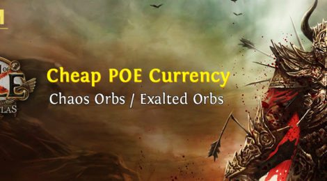 U4GM Exceed In Meeting Exiles' Expectations For PoE Orbs