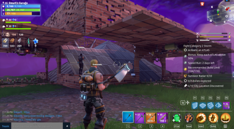 Fortnite Build Guide: Creating Tactics for Atlas Pyramid